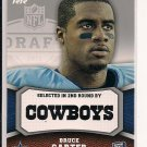 BRUCE CARTER COWBOYS 2011 TOPPS RR ROOKIE CARD
