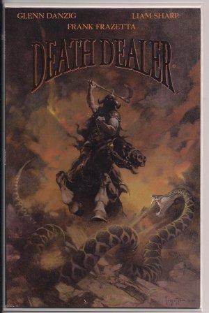 DEATH DEALER #2 (1996) DANZIG & FRAZETTA