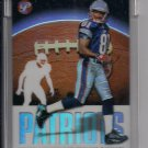 BETHEL JOHNSON PATRIOTS 2003 PRISTINE UNCIRCULATED ROOKIE REFRACTOR