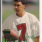 MARIN GRAMATICA BUCCANEERS 1999 SKYBOX ROOKIE CARD