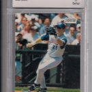 TROY GLAUS ANGELS 2002 STADIUM CLUB GRADED BCCG 9!