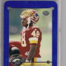 STEPHEN DAVIS REDSKINS 1996 LEAF ROOKIE GRADED CSA 8!