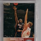 SHAQUILLE O'NEAL HEAT 2004-05 HOOPS CARD GRADED BCCG 10!