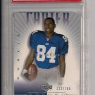 TIM CARTER GIANTS 2002 UD RC GRADED PSA 9!
