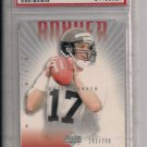 DUSTY BONNER FALCONS 2002 UD GRADED PSA 9 ROOKIE CARD