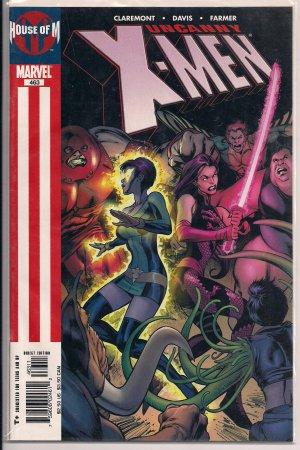 UNCANNY X-MEN # 463 (2005) HOUSE OF M