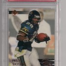 FRED TAYLOR JAGUARS 2000 EDGE GRADED PSA 10!!!