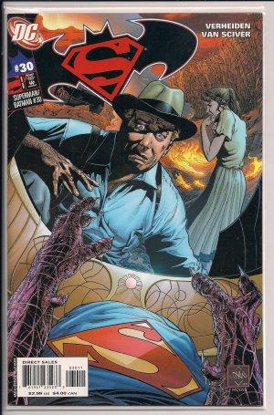 SUPERMAN/BATMAN #30 (2003)