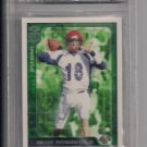 SAGE ROSENFELS 2001 CROWN ROYALE ROOKIES GRADED BECKETT 9!