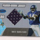 NATE BURLESON VIKINGS 2003 BOWMAN'S BEST RC JERSEY