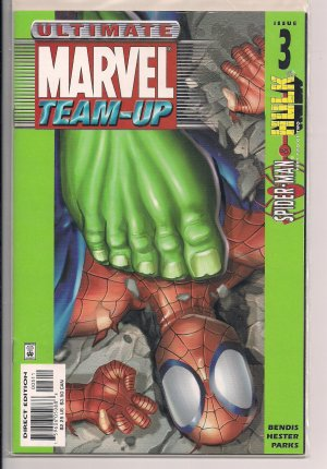 ULTIMATE MARVEL TEAM-UP #3 (2001)