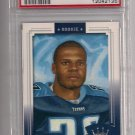 CHRIS BROWN TITANS 2003 DONRUSS GRIDIRON KINGS GRADED PSA 9!
