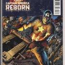 CAPTAIN AMERICA REBORN #3A (2009) ED BRUBAKER