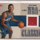 NICK YOUNG WIZARDS 2007-08 FLEER NBA CLASSICS RC JERSEY