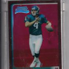 DAVE RAGONE TEXANS 2003 BOWMAN CHROME RED REFRACTOR RC