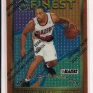 RANDOLPH CHILDRESS BLAZERS 1995-96 TOPPS FINEST RC