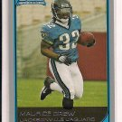 MAURICE DREW JACKSONVILLE 2006 BOWMAN RC