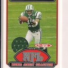 LEON WASHINGTON JETS 2006 TOPPS TOTAL JERSEY