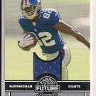 MARIO MANNINGHAM GIANTS 2008 BOWMAN RC JERSEY