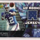 STEVE SMITH GIANTS 2007 UD ROOKIE JERSEY