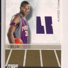 ALANDO TUCKER SUNS 2008 LUXURY BOX RC JSY #'D 119/149!