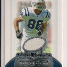 MARVIN HARRISON COLTS 2006 BOWMAN STERLING JERSEY CARD