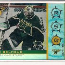 ED BELFOUR STARS 2001 PACIFIC TITANIUM 3-STAR SELECTIONS