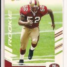 PATRICK WILLIS 49ERS 2007 SCORE RC