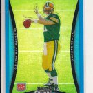 BRIAHN BROHM PACKERS 2008 BOWMAN CHROME RC REFRACTOR