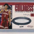 JOSH CHILDRESS STANFORD 2004 SAGE JERSEY #'D 35/99!