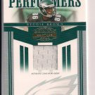 REGGIE BROWN EAGLES 2006 DONRUSS GRIDIRON JSY #'D 017/100!