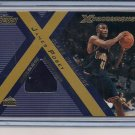 JAMES POSEY NUGGETS 2001-02 TOPPS XPECTATIONS WARM-UP