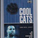 RON MERCER BULLS 2002 COOL CATS JERSEY