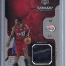 COREY MAGGETTE CLIPPERS 2002 UD OVATION AUTHENTICS WARM UPS