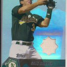 ERIC CHAVEZ 2004 TOPPS CLUBHOUSE RELICS JERSEY