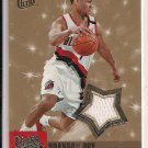 BRANDON ROY TRAIL BLAZERS 2007-08 FLEER ULTRA STARS GAME-USED