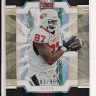 BRANDON PETTIGREW LIONS 2009 DONRUSS ELITE RC