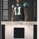 BRANDON LAFELL PANTHERS 2010 R&S STUDIO ROOKIE JERSEY #'d 085/299!