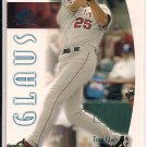 TROY GLAUS ANGELS 2002 SP AUTHENTIC #'D 014/125!