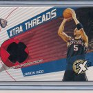 JASON KIDD NETS 2002-03 TOPPS XPECTATIONS WARM UP