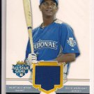 STARLIN CASTRO CUBS 2012 TOPPS ALL STAR WORKOUT JERSEY