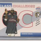 DARIUS MILES CLIPPERS 2002-03 TOPPS XPECTATIONS CC WARM-UP