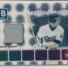 SHAWN GREEN DODGERS 2004 PRISTINE FANTASY FAVORITES JERSEY