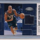 RICHARD JEFFERSON NETS 2002-03 HOOPS HOT MATERIALS