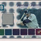 BRET BOONE MARINERS 2004 PRISTINE FANTASY FAVORITES JERSEY