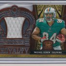 MICHAEL EGNEW DOLPHINS 2012 CROWN ROYALE ROOKIE ROYALTY JSY