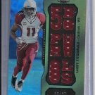 LARRY FITZGERALD 2011 TOPPS TRIPLE THREADS RELIC 08/27!!
