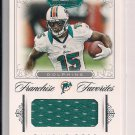 DAVONE BESS DOLPHINS 2012 NATIONAL TREASURE JSY #'D 06/49!