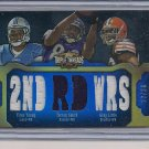 YOUNG/SMITH/LITTLE 2011 TRIPLE THREADS JERSEY #'D 22/36!