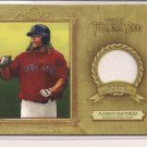 MANNY RAMIREZ RED SOX 2007 TOPPS TURKEY RED JERSEY